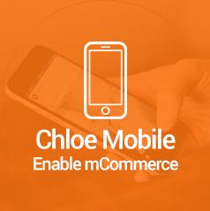 Chloe mobile button